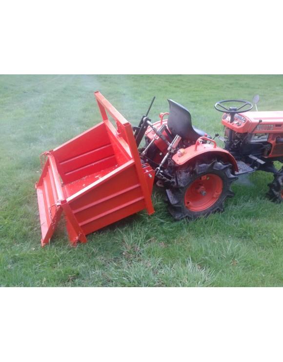 Caja mini tractor 0.9