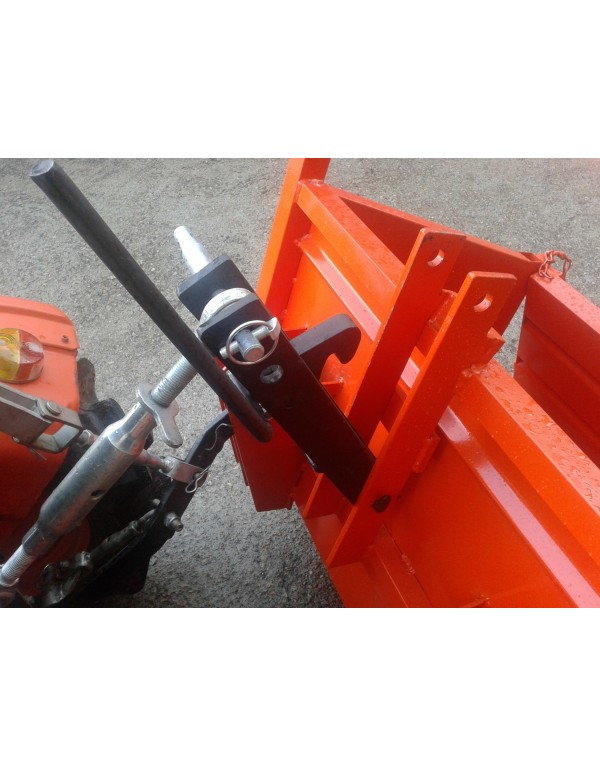 Caja mini tractor
