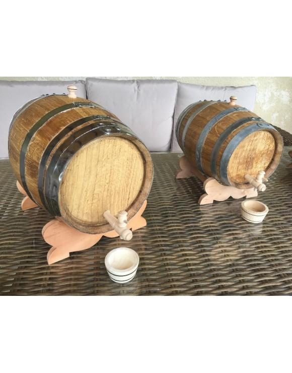 barril en roble francés